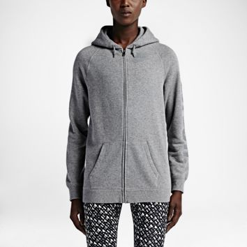 Nike Rally Boyfriend Full-Zip Women's Hoodie
