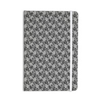 """Holly Helgeson """"Dandy"""" Grey Floral Everything Notebook"""