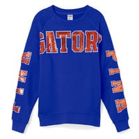 University of Florida Limited Edition Gym Crew - PINK - Victoria's Secret
