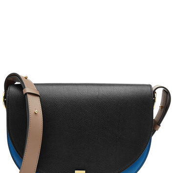 Half Moon Box Leather Soulder Bag - Victoria Beckham | WOMEN | US STYLEBOP.COM