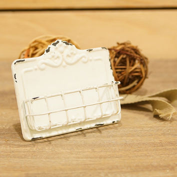White Card Holder | zulily