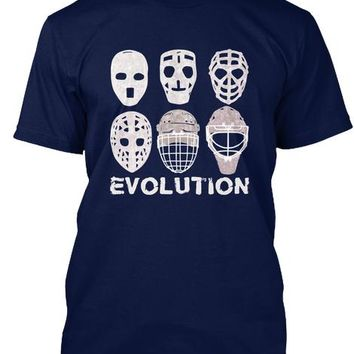 HOCKEY Goalie Mask Evolution