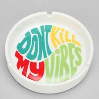 Vibes Ashtray- Black One