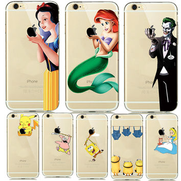 Cartoon Animals Iphone Case