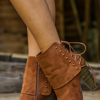 Whole Lot Of Moonlight Left Booties: Cogna