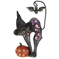 Jim Shore Heartwood Creek Mini Halloween Figurine — QVC.com