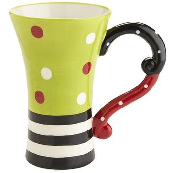 Whimsy Dotty Mug$8.95