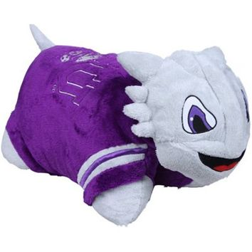 TCU Horned Frogs Mascot Pillow Pet