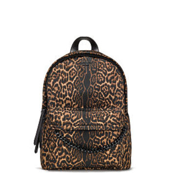 Nylon Python City Backpack - Victoria's Secret