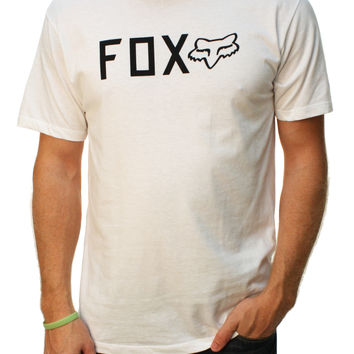 Fox Racing Men's Shockbolted Graphic T-Shirt
