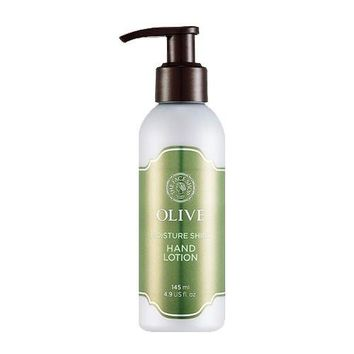 [THE FACE SHOP] Olive Moisture Shine Hand Lotion