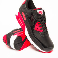 Nike Air Max 90 Anniversary Black/Black/Infrared-White