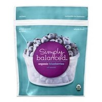 Organic Frozen Blueberries 10 oz - Simply Balanced™