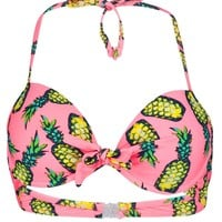 Rhodes Mix And Match Pineapple Underwired Top