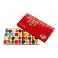Valentine Jelly Belly 40 Flavors Jelly Beans Sampler: 17-Ounce Gift Bo