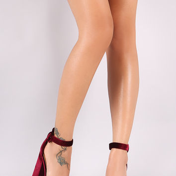 7d32778a85d Bamboo velvet ankle strap chunky platform from ndulge in you jpg 354x354 Bamboo  platform heels