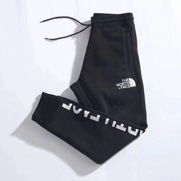 The North Face Fashion Drawstring Sport Pants Trousers