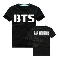 BTS T-shirt - Rap Monster