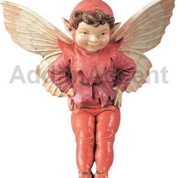 Add An Accent - MULBERRY FAIRY - Cicely Mary Barker - Flower Fairy - AAA-86955