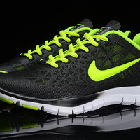 Nike Free 5.0(Black/Lime Green)