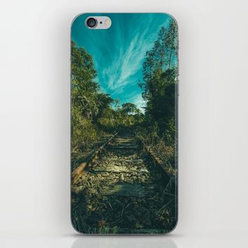 Abandoned iPhone & iPod Skin by Mixed Imagery