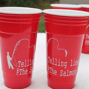 Ex-Large Red Solo Cup Reusable & Insulated to be Personalized makes Great Gift