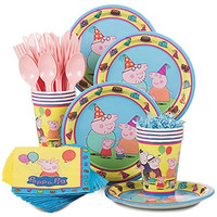 Peppa Pig Standard Kit Serves 8