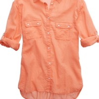 Aerie Women's Button Down Shirt