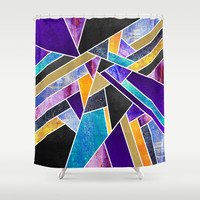 Dreams Shower Curtain by Elisabeth Fredriksson
