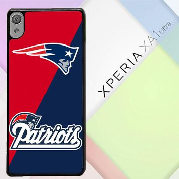 New England Patriots L2431 Sony Xperia XA1 Ultra Case