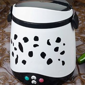 GABA AR15 Portable Mini Rice Cooker Warmer, 1.5L