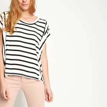 Electric Striped T-Shirt