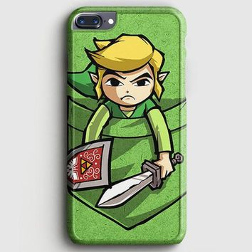 Pocket Link The Legend Of Zelda iPhone 8 Plus Case | casescraft