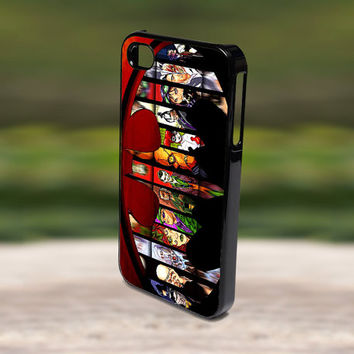 Accessories Print Hard Case for iPhone 4/4s, 5, 5s, 5c, Samsung S3, and S4 - Harley Quinn Batman Joker
