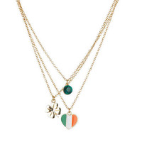 Irish Necklace Trio