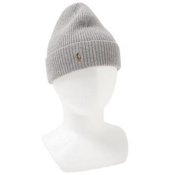 Polo Ralph Lauren Signature Merino Cuff Hat for just $38.00