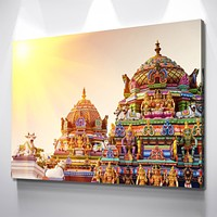 Hindu Architect Canvas Set