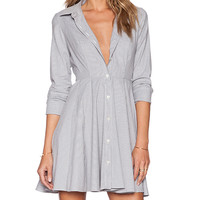 BCBGeneration Shirtdress in Blue
