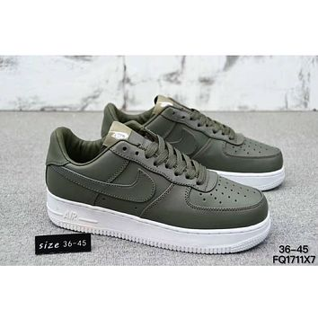 NIKE LAB AIR FORCE AF1 LOW Air Force F-XYXY-FTQ Green