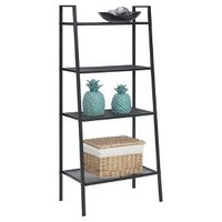 4 Tier Metal Shelving - Convenience Concepts : Target