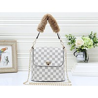 LV Fashion Hot Selling Printed and Coloured Women's Shopping Bags