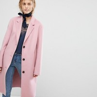 Current Air Cocoon Coat at asos.com