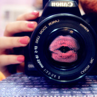 Camera Cute Girly Photography Pink