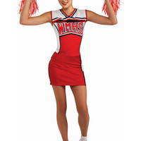 Glee Cheerios Cheerleader Teen Costume – Spirit Halloween