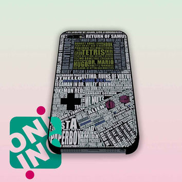 Game Boy iPhone Case Cover | iPhone 4s | iPhone 5s | iPhone 5c | iPhone 6 | iPhone 6 Plus | Samsung Galaxy S3 | Samsung Galaxy S4 | Samsung Galaxy S5