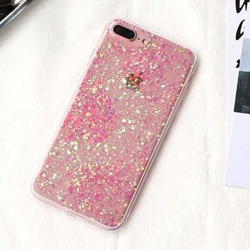 Candy Glitter Powder Phone Case