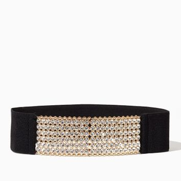 Bright at Midnight Belt | Accessories - Special Occasion | charming charlie