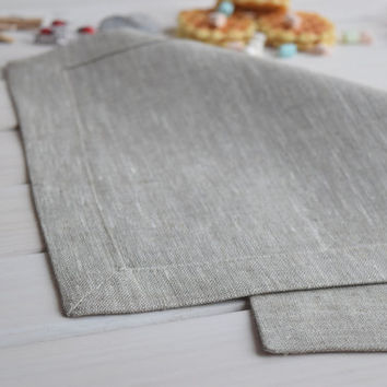 Linen placemat, linen placemat, table placemat, table mat, dinning placemats, Christmas placemat, Eastern placemat, Wedding placemat