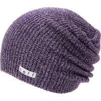 Neff Girls Daily Sparkle Purple Beanie at Zumiez : PDP