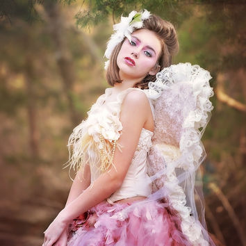 Fairy Tutu and Corset-tutu-Photoprop-Prom-Quinceanera-Aviante